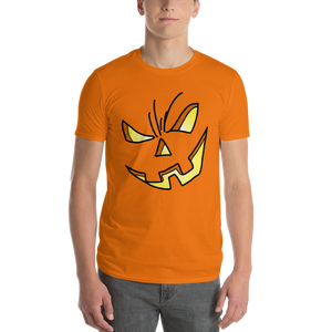 Orange Pumpkin - T-shirt