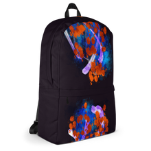 Charismatic Essence - Abstract Art Backpack