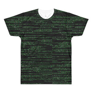 Into the M8trix - All-Over Printed T-Shirt