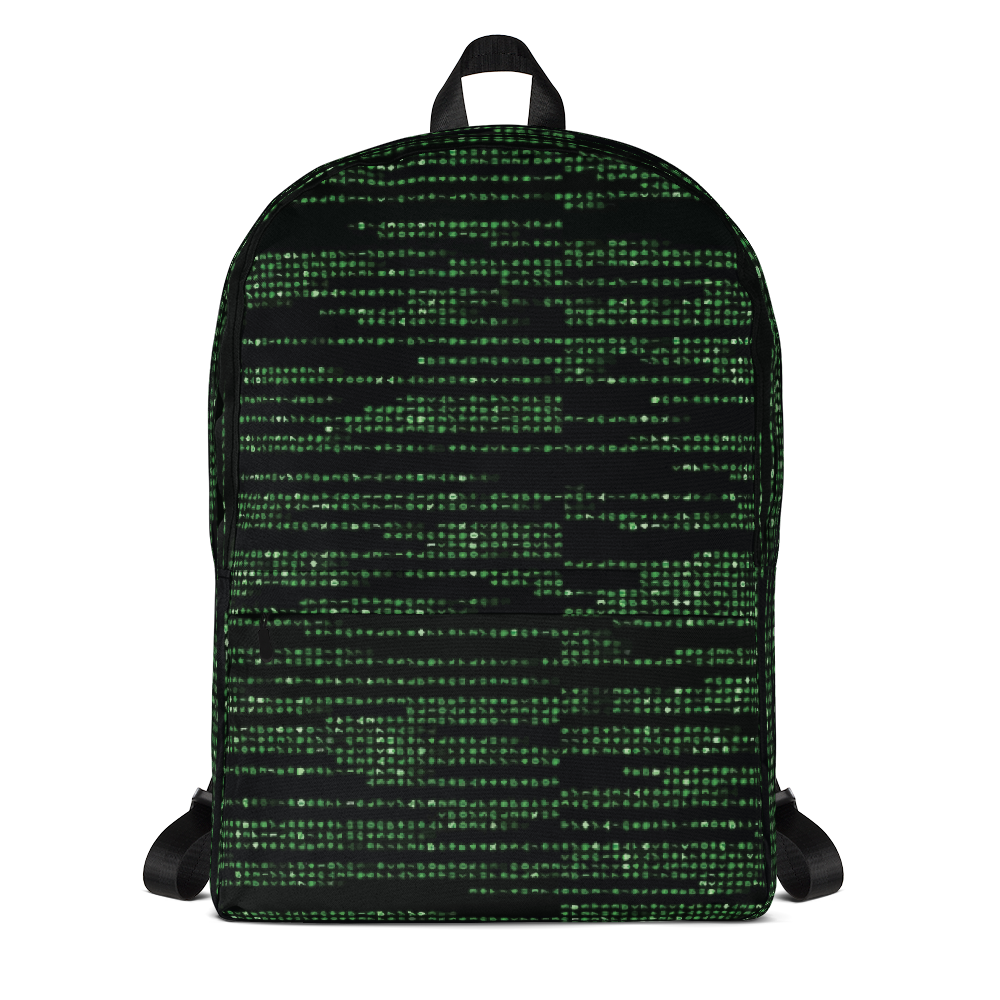 Into the M8trix - Backpack