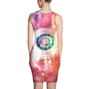 The Power Within - All Over Printed Dress