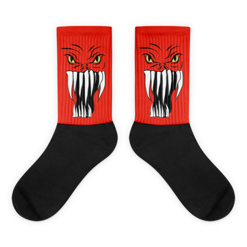 You're a Little Red in the Face - Ankle Biter Socks by Reformation Designs