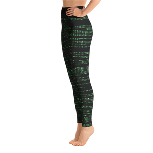 Into the M8trix - Premium Yoga Pants