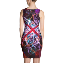 Electric X - All Over Printed Dress