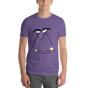 Purple Ogre - T-shirt