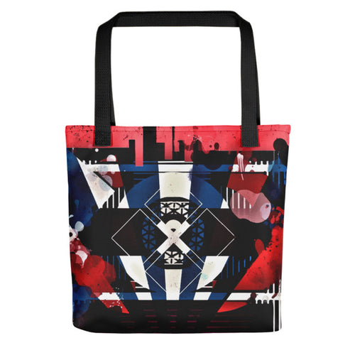 Urban Cityscape - Epic Tote bag