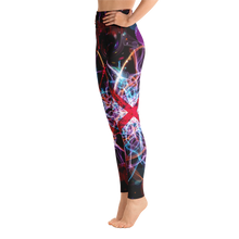 Electric X - Yoga Pants