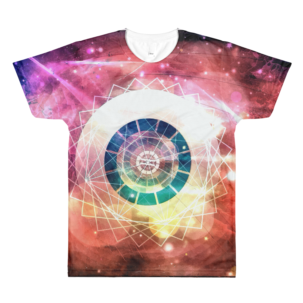 The Power Within - All-Over Printed T-Shirt