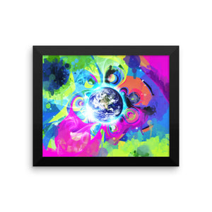 Good Morning - Framed photo paper poster