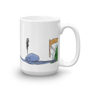 Rise and Shine Archimedes - Mug 15oz