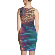 Fractal Punk - All Over Printed Dress