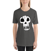 Mr. (or Mrs.) Skullface Short-Sleeve Unisex T-Shirt