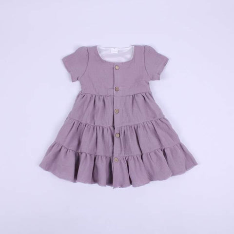 Abilene Dress In Purple Lilac
