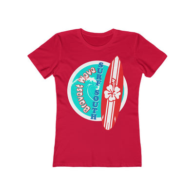 Surf South, Bravest Wave - Women's T-Shirt