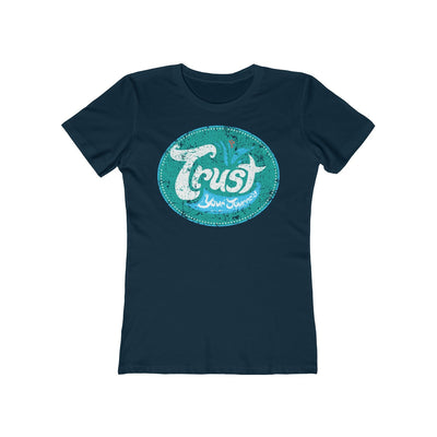 Trust Your Journey, Sprout - Women's T-Shirt