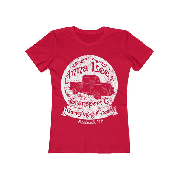 Anna Lee's - Women's Premium T-Shirt / The Weight, The Band, Take A Load Off For Free