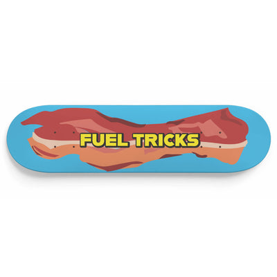 Fuel Tricks - Skateboard Deck
