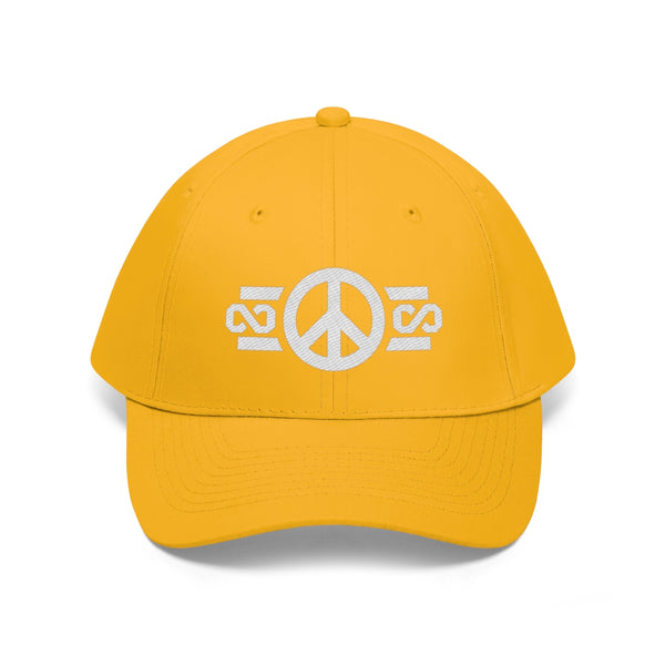 Peace Forever - Twill Hat