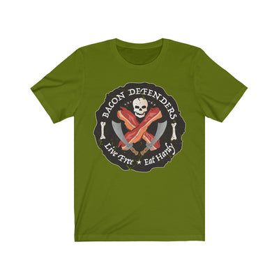 Bacon Defenders - T-Shirt