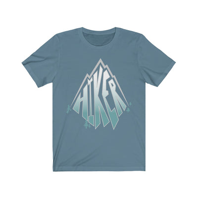 Hiker Mountain - T-Shirt