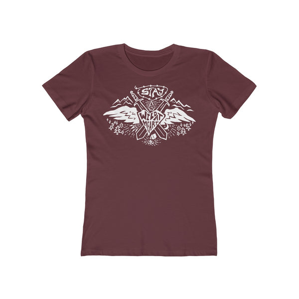 Wild At Heart - Women's T-Shirt
