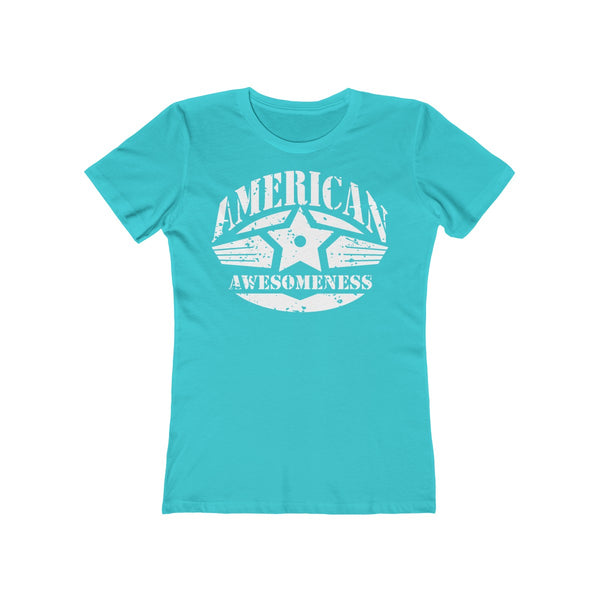 American Awesomeness, Stadium - Women's T-Shirt