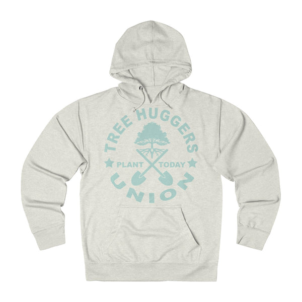 Tree Huggers Union Logo - French Terry Hoodie