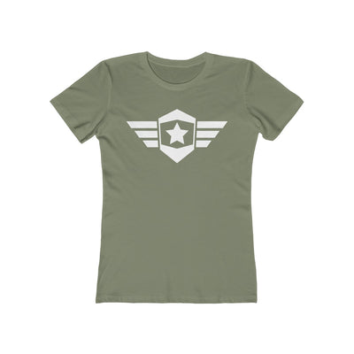 Star And Stripe, Patch Pride - Women's T-Shirt