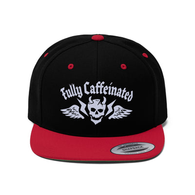 Fully Caffeinated - Snapback Hat