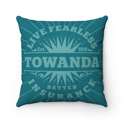 Live Fearless TOWANDA - Pillow