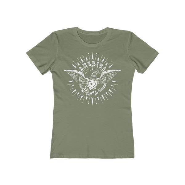 America Born Free - Women's T-Shirt