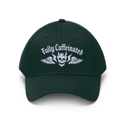 Fully Caffeinated - Twill Hat