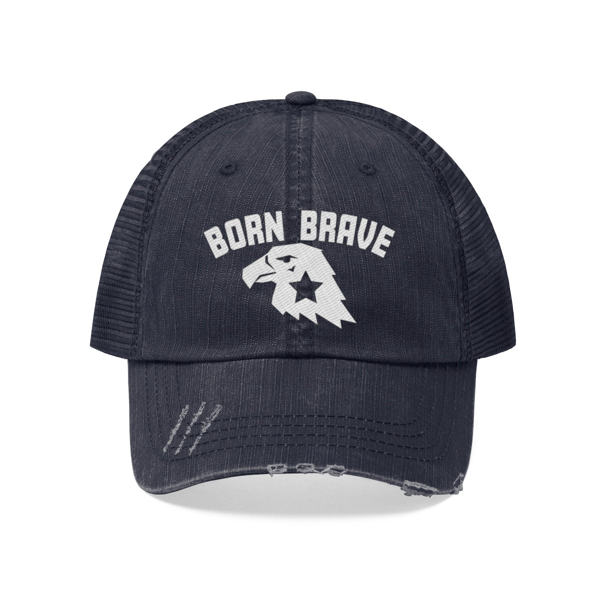 Born Brave - Trucker Hat