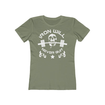 Iron Will - Women's T-Shirt