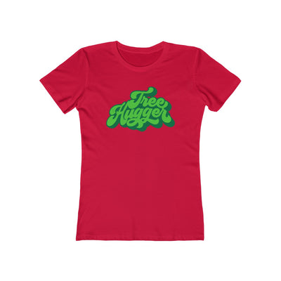 Tree Hugger - Women's T-Shirt