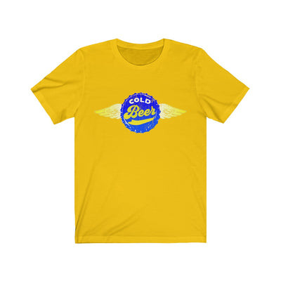 Cold Beer Flyer - T-Shirt