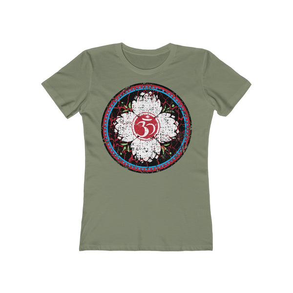 Lotus Compass - Women's T-Shirt