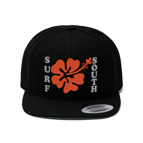 Surf South - Snapback Hat