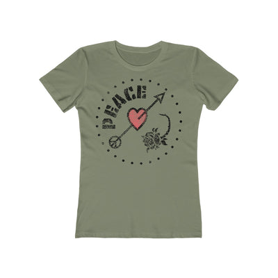 Peace Arrow - Women's T-Shirt