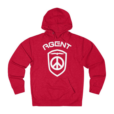 Peace Agent - French Terry Hoodie