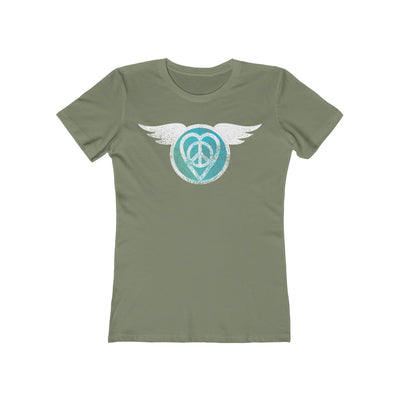 Peace Love & Understanding - Women's T-Shirt