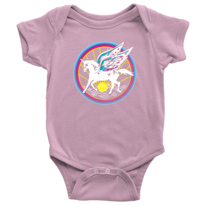 Magic Unicorn Onesie / Fairy Wings, Fairytale Rainbow, Pegasus, Flying Horse, Lucky, Fantasy & Sci Fi Story Kingdom
