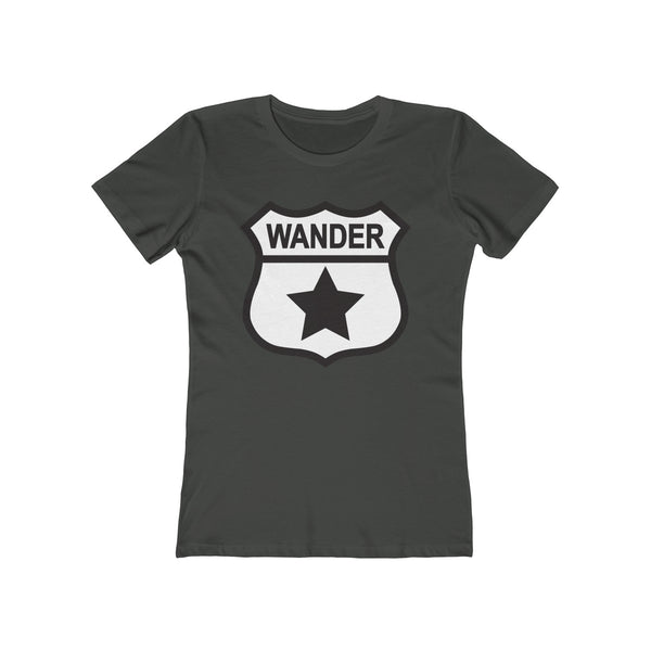 Wander Highway - Women's T-Shirt
