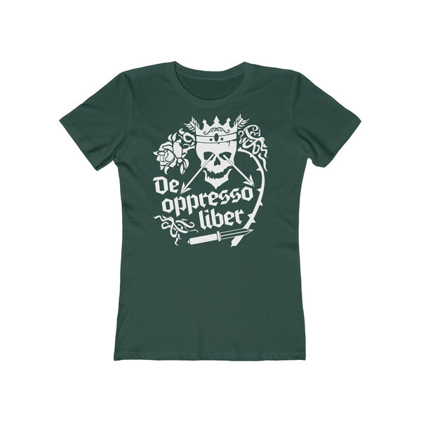 Free The Oppressed - Women's T-Shirt