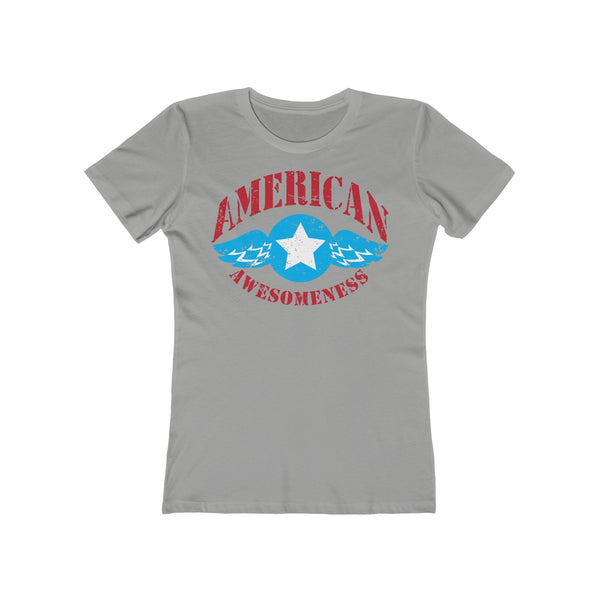 American Awesomeness, Fly Free - Women's T-Shirt