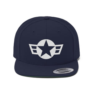 Star And Stripe, Dominance -  Flat Bill Hat