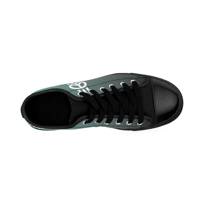 Peace Trident, Waterline - Women's Sneakers