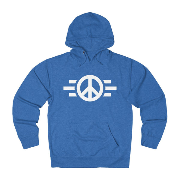 Peace Tridents Leveler - French Terry Hoodie
