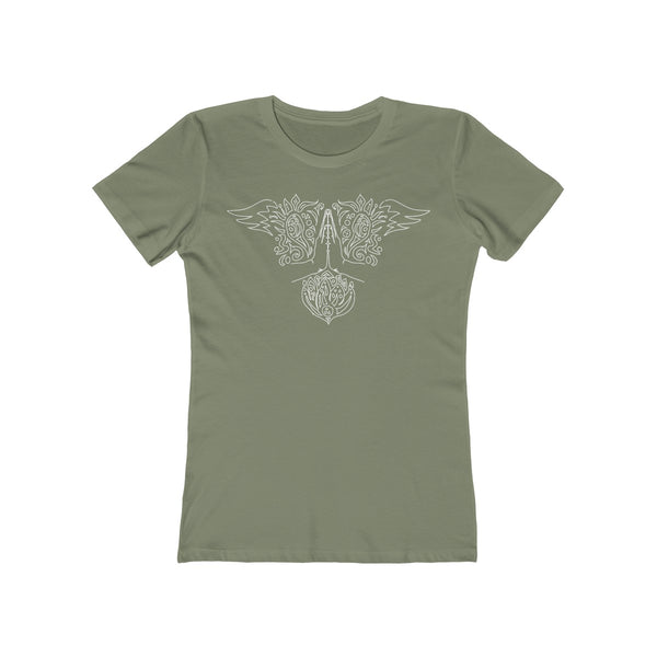 Lotus Hands - Women's T-Shirt