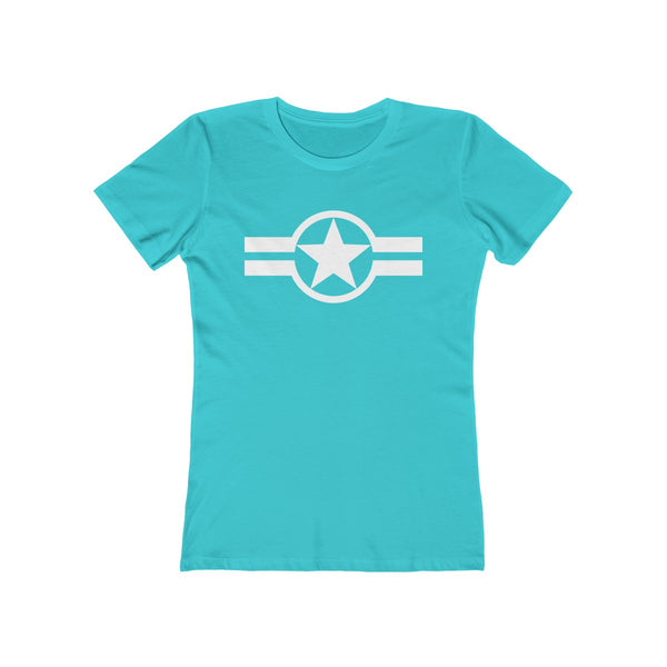 Star And Stripe, Eagle Driver - Women's T-Shirt